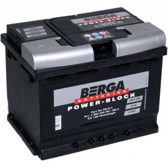 BERGA 100 R Power Block 353*175*190